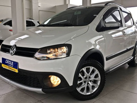 Volkswagen Crossfox I-motion 1.6 2014 Branco Flex