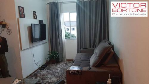 Vendo Apartamento 2 Dormitórios  1 Wc - 1089