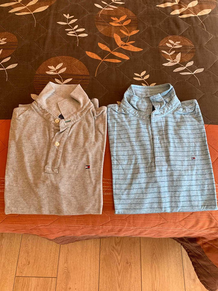 Playeras Tipo Polo Tommy Hilfiger
