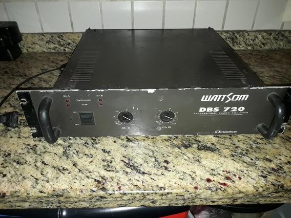 Amplificador Potencia Dbs 720