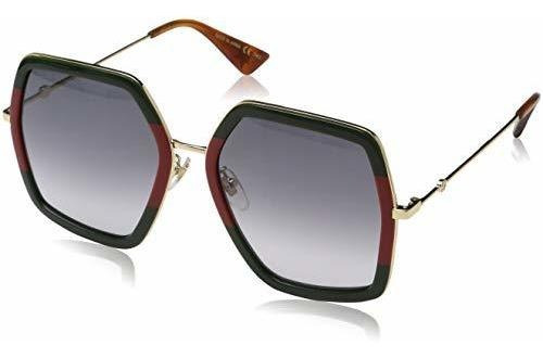 Gucci Gg 0106 S- Gg0106s - Gafas De Sol (2.205in)