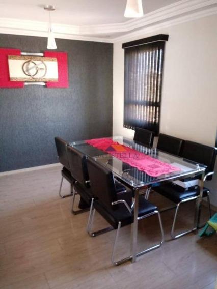 Apartamento Residencial À Venda, Jardim Campo Belo, Limeira. - Ap0124