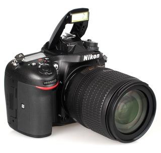 Nueva Cámara Nikon D7200 Kit 18-140mm