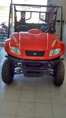 Utv Kymco Uxv 500 Bull, 0km- Gatto Motors