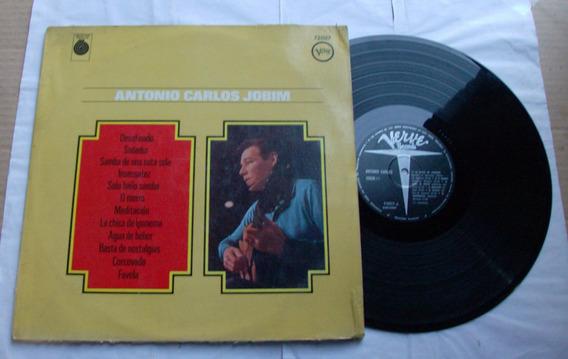 Vinilo / Antonio Carlos Jobim - Gr Exitos_ Verve_ Bossa Jazz