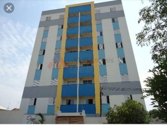 Apartamento Na Região Central De Londrina, Edifício Onix - Mi516
