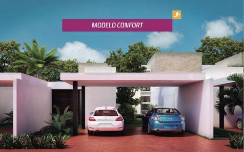 Casa En Condominio En Dzitya, Mérida