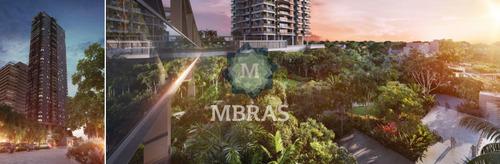 Apartamentos Em Empreendimento De Alto Padrão E Repleto De Natureza No Brooklin - Mb10596