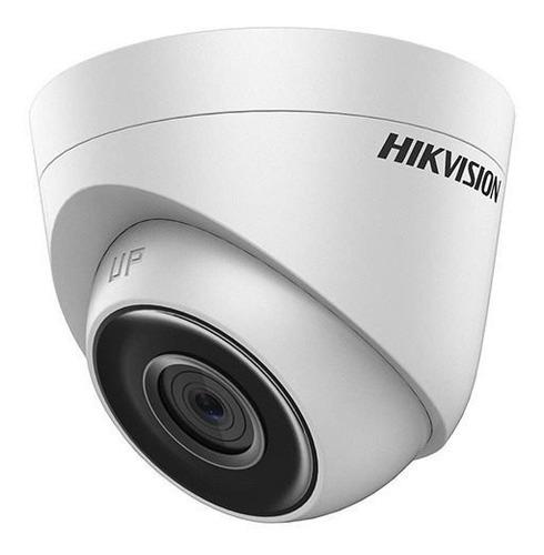 Imagen 1 de 5 de Cámara Ip Turrent Exterior 1080p Hikvision 2cd1321-i (c)