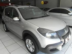 Renault Sandero Stepway 1.6 16v Hi-flex 4p 2012
