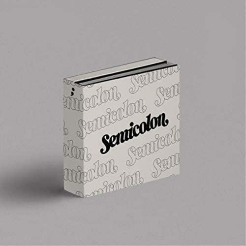 Seventeen Semicolon Cd  Nuevo Importado Limitado