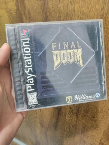 Doom Original Psone