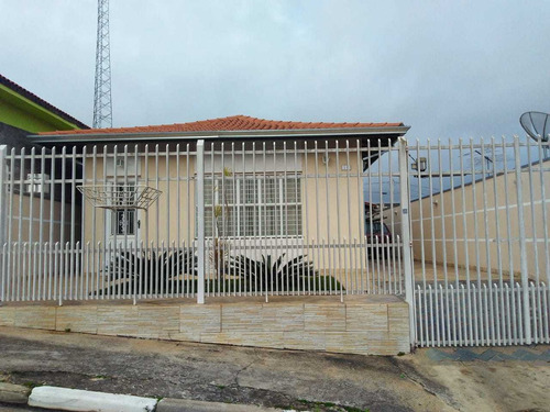 Imagem 1 de 13 de Casa Residencial Próximo Do Centro De Ibiúna Cod;538