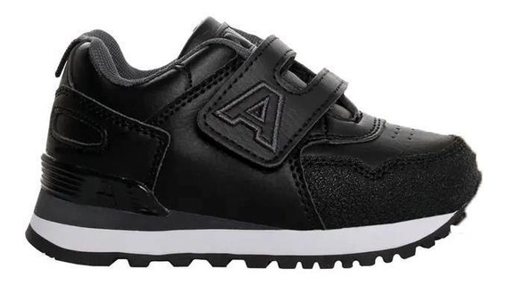Addnice Zapatillas Kids - Classic Running Vlcr Ngro