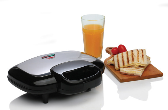 Sandwichera Mastertost Liliana As990 2 Sandwiches 700w