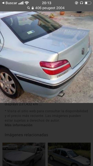 Peugeot 406 2.0 St At 2004