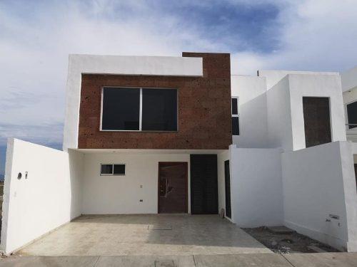 Casa Sola En Venta Frac Cumbres Residencial