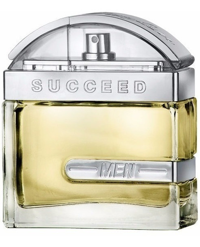 Succeed Lonkoom - Perfume Masculino - Edt- 100 Ml
