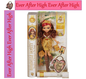 Ever After High Rosabella Beaty Original Mattel Completa