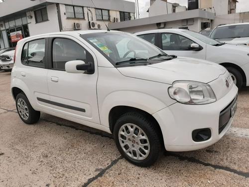 Fiat Uno Way Blanco Omw Ve  Cuotas