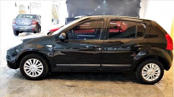 Renault Sandero 1.6 Priv 16v Aut Flex