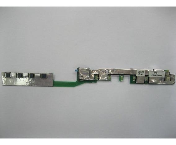Botão Liga/desliga Switch Board 201058-001