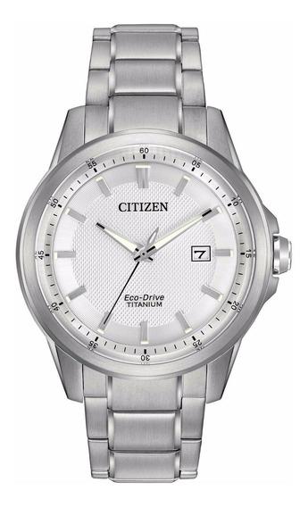 Relógio Masculino Citizen Aw149050a Titânio