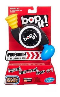Bop It Micro Series Mini Hasbro Original - Sharif Express