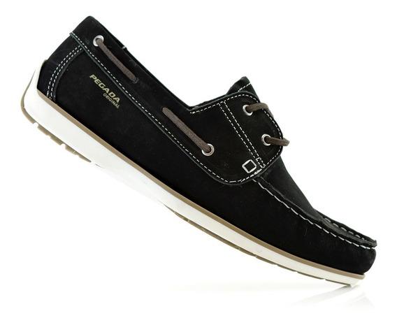 Mocasines Zapatos Hombres 141004-05 Pegada Luminares