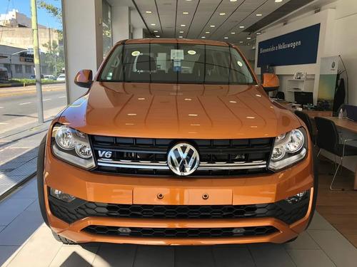 Volkswagen Amarok V6 Comfortline 0km Precio 258cv Auto 2020