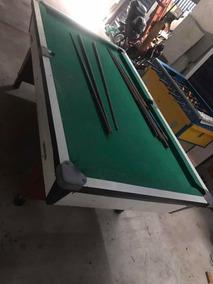 Mesa De Bilhar Sinuca Snooker Pebolim Totó Flaflu