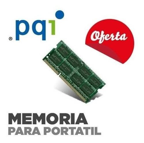 Memoria Ram 1gb Ddr3 Pc3-8500 1066mhz So-dimm Pq1 Notebook