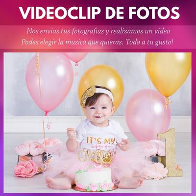 Video De Tus Fotografias Para Fiestas