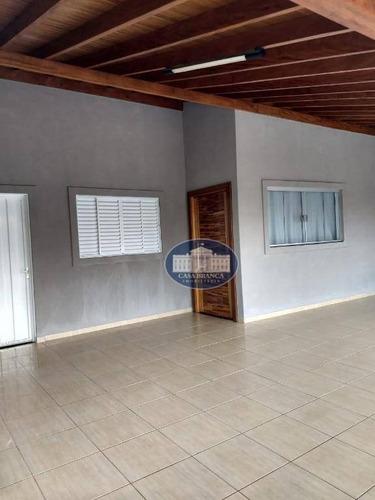 Imagem 1 de 8 de Casa Residencial À Venda, Morada Dos Nobres, Araçatuba. - Ca0943
