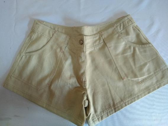 Shorts Em Sarja Ref Ss 191