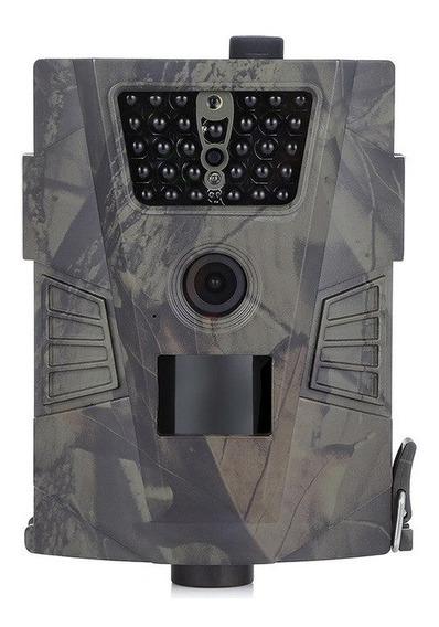 Câmera Trilha Visão Noturna Ht-001 Para Observação Segurança