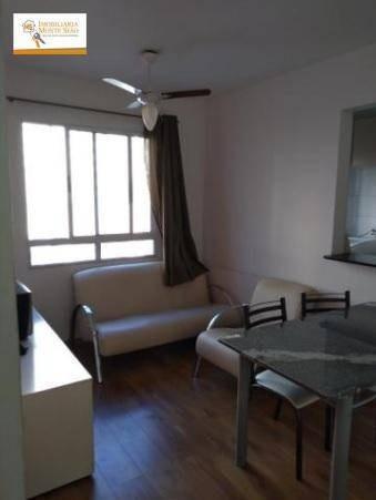 Imagem 1 de 16 de Apartamento Com 2 Dormitórios À Venda, 45 M² Por R$ 200.000,00 - Ponte Grande - Guarulhos/sp - Ap1130