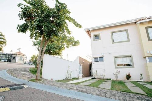 Casa Com 3 Dormitórios À Venda, 105 M²- Jardim Colônia - Jundiaí/sp - Ca1138