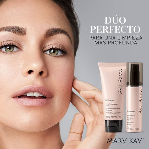 Kit De Microdermoabrasion Mary Kay
