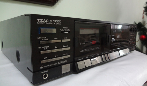 Tape Deck Teac V-900x