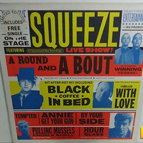 Squeeze 1990 A Round And A Bout Lp Importado Com Encarte