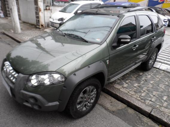 Fiat Palio Wk Adventure 2012, Completo, Excelente Estado.