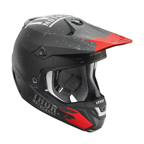 Capacete Thor Verge Object - Preto