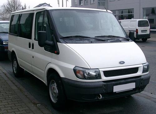 Oferta! Cubre Trompa Carfun Ford Transit 2001