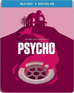 Blu-ray Psycho / Psicosis / Steelbook / De Alfred Hitchcock