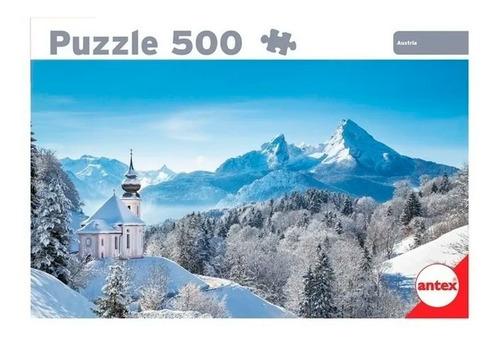 Antex Puzzle Austria 500 Piezas 3051 E.full