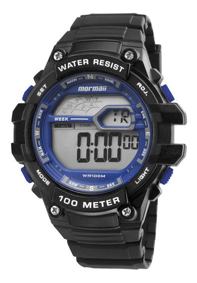 Relógio Digital Wave Mormaii Mo3480a/8a
