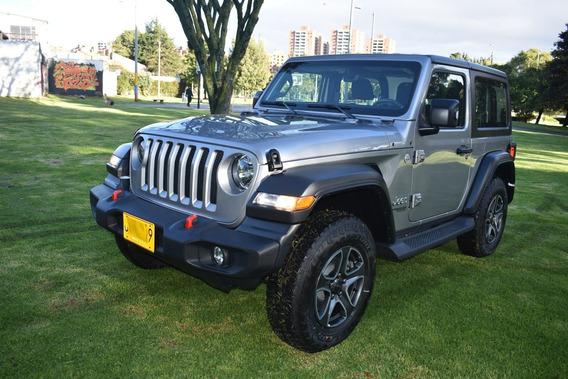 Jeep Wrangler Sport Jl 3.6 4x4 Aut 3p 2020