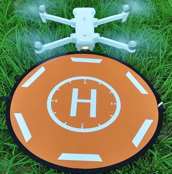 Base Pouso - Landing Pad Para Drones - 80 Centímetros