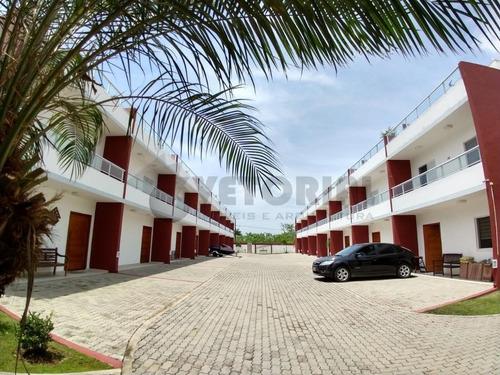 Sobrado Com 2 Dormitórios À Venda, 120 M² Por R$ 440.000,00 - Massaguaçu - Caraguatatuba/sp - So0206